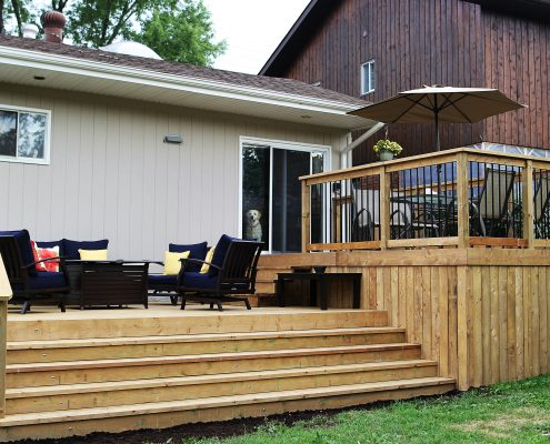 deck contractor missisuaga