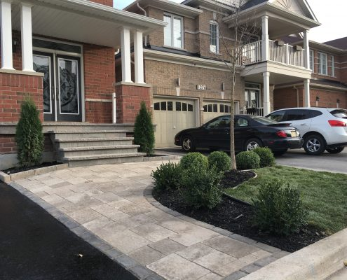 Front Landscaping Contractor