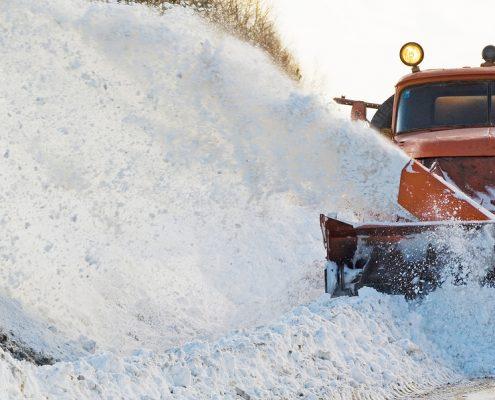 Snowplowing Contractor GTA