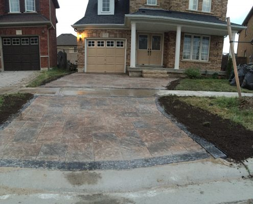 brick driveway contractor