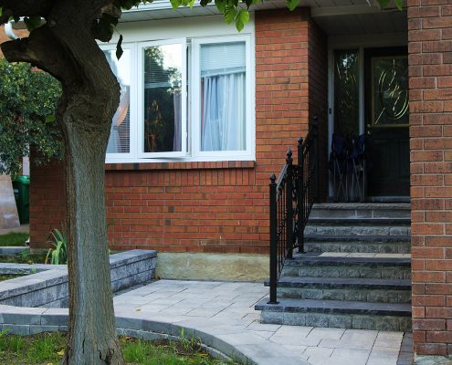 front steps contractor