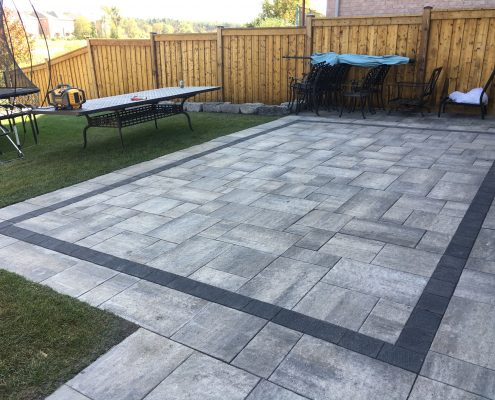 interlocking patio contractor