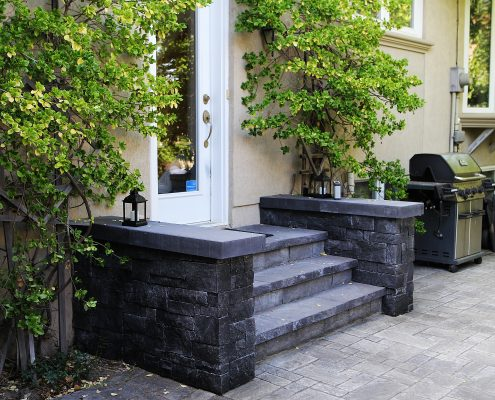 natural stone steps contractor
