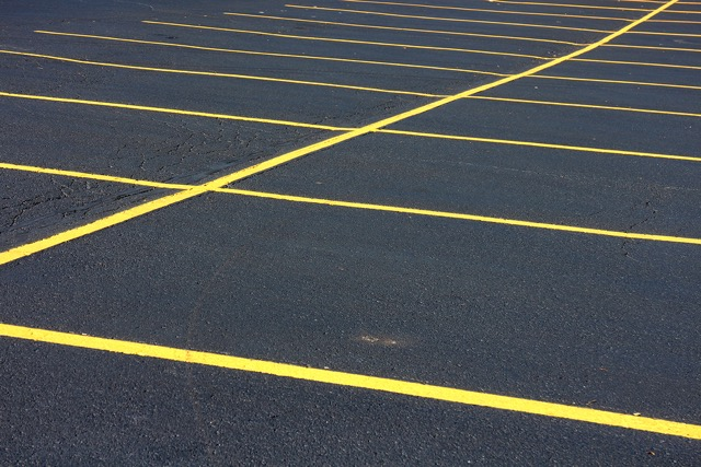 Line Painting | Action Home Services (647) 937-1023