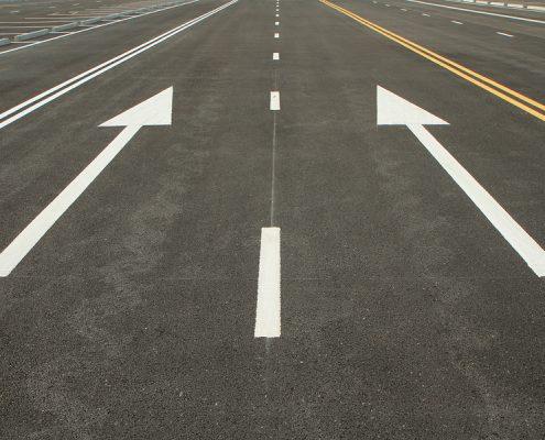 Traffic Marking in GTA
