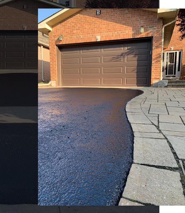 driveway sealing toronto